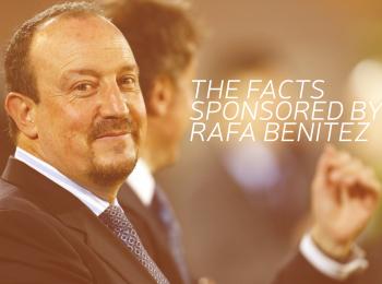 The Facts sponsored by Rafa Benitez