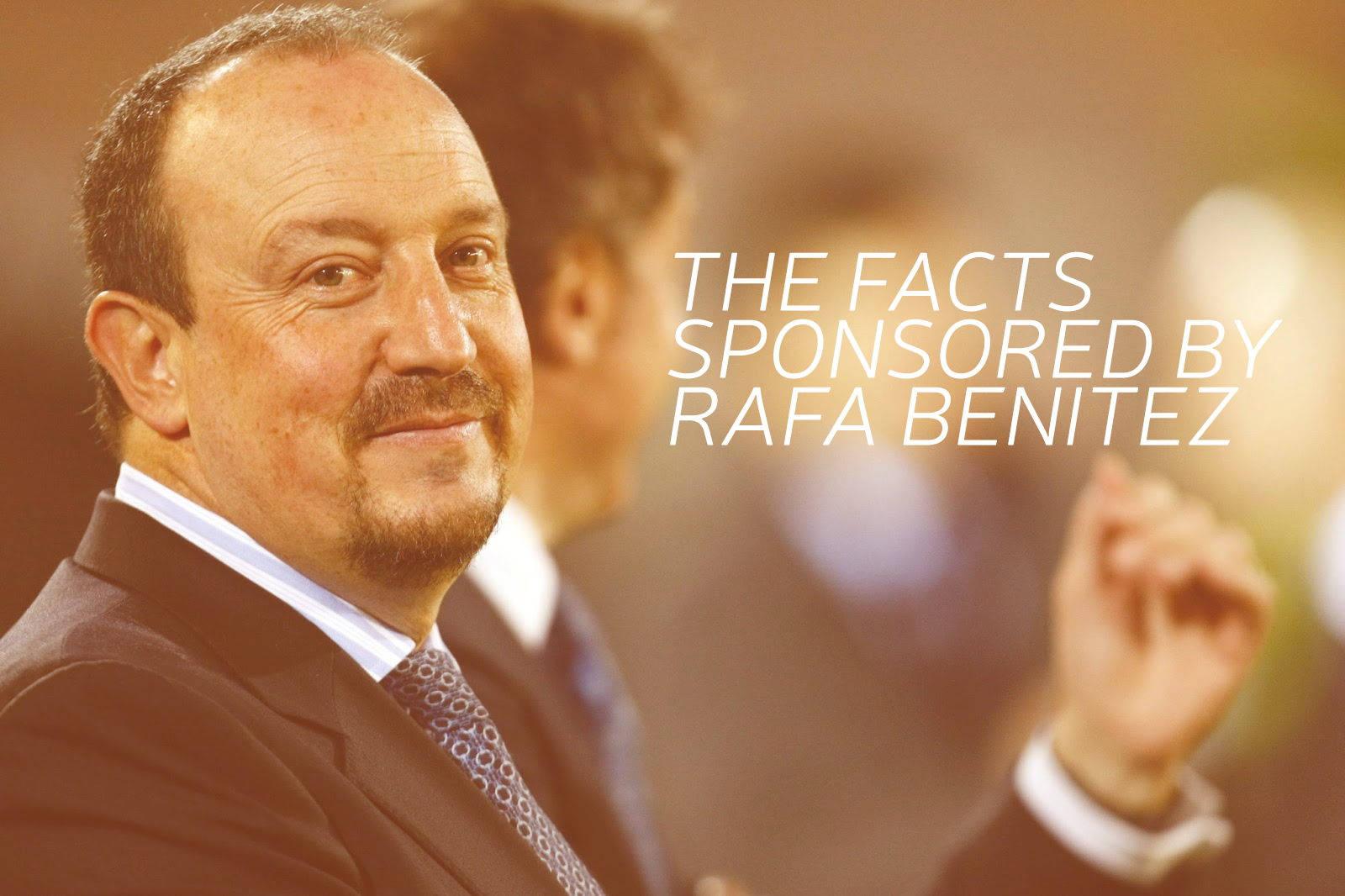 The Facts sponsored by Rafa Benitez