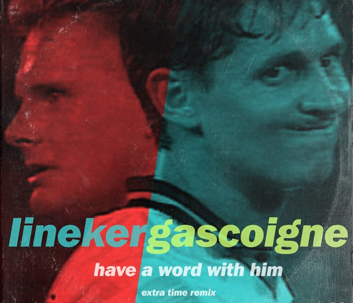 Gazza and Lineker