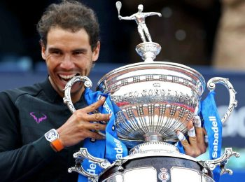 Rafael Nadal - The God of Clay