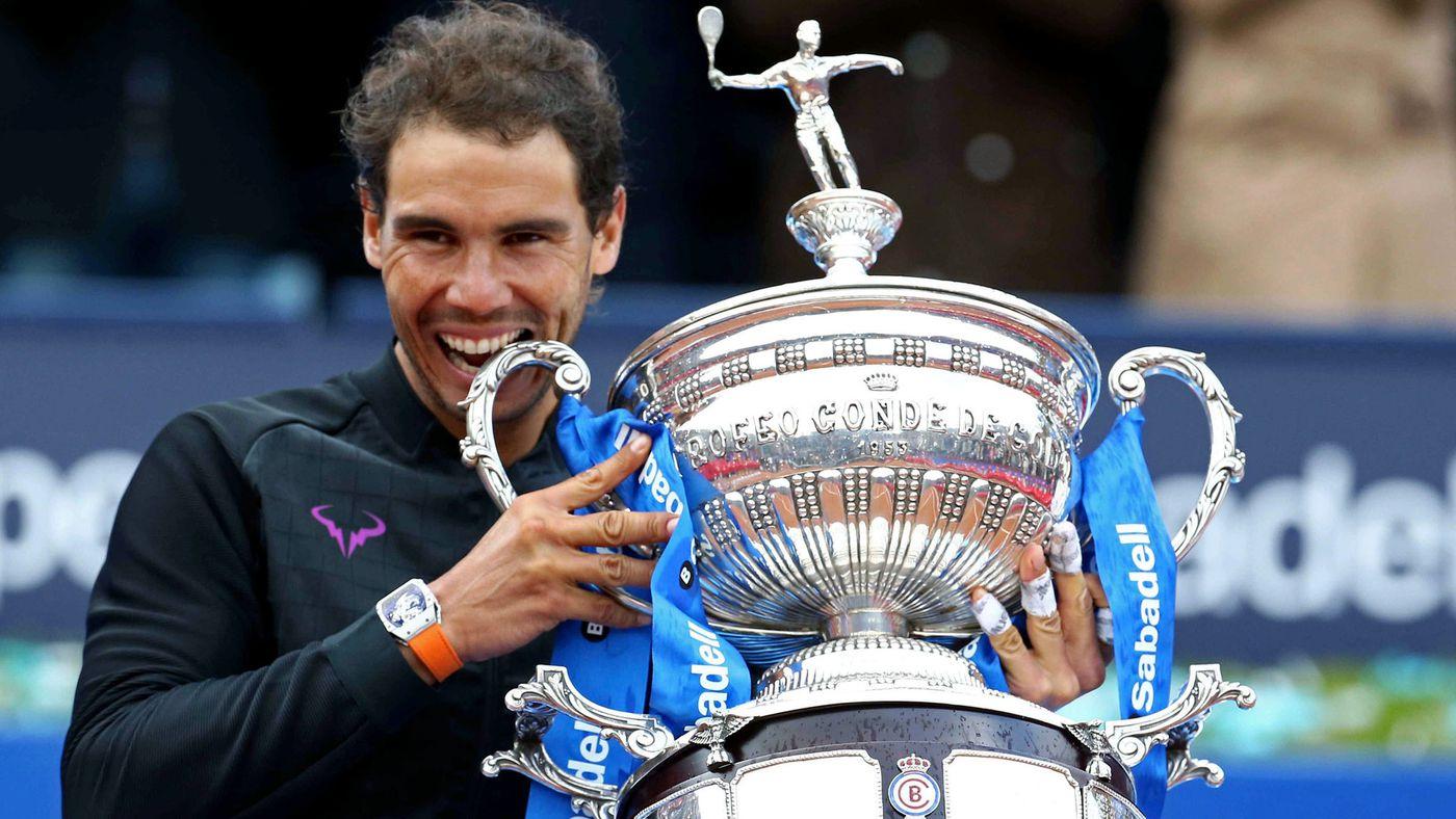 Rafael Nadal - The God of Clay