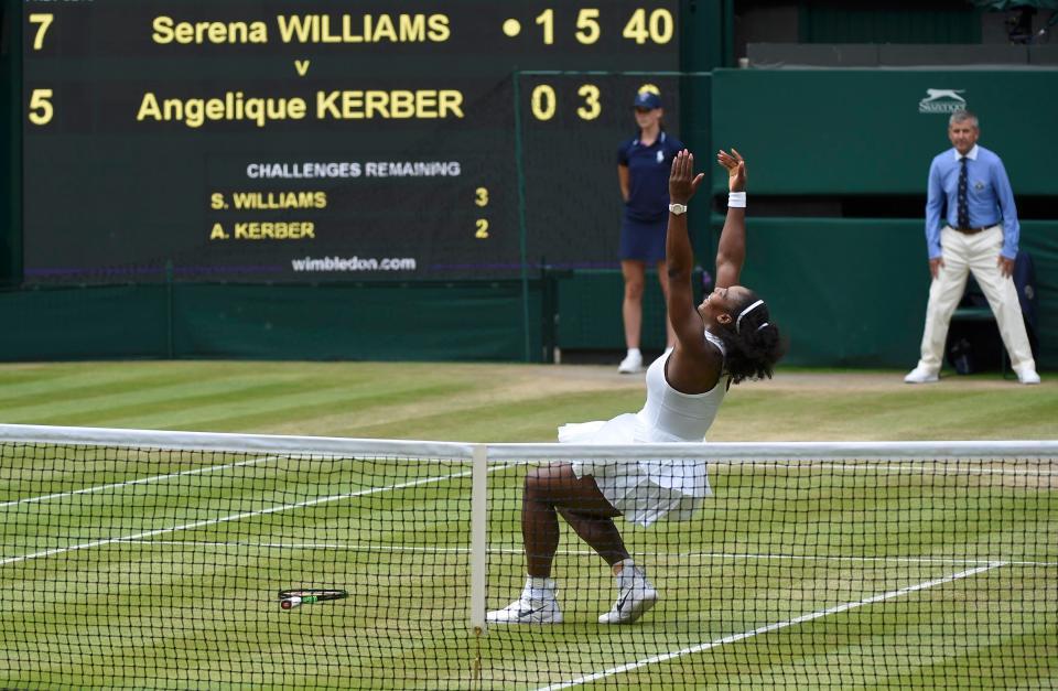 Serena Williams, The GOAT