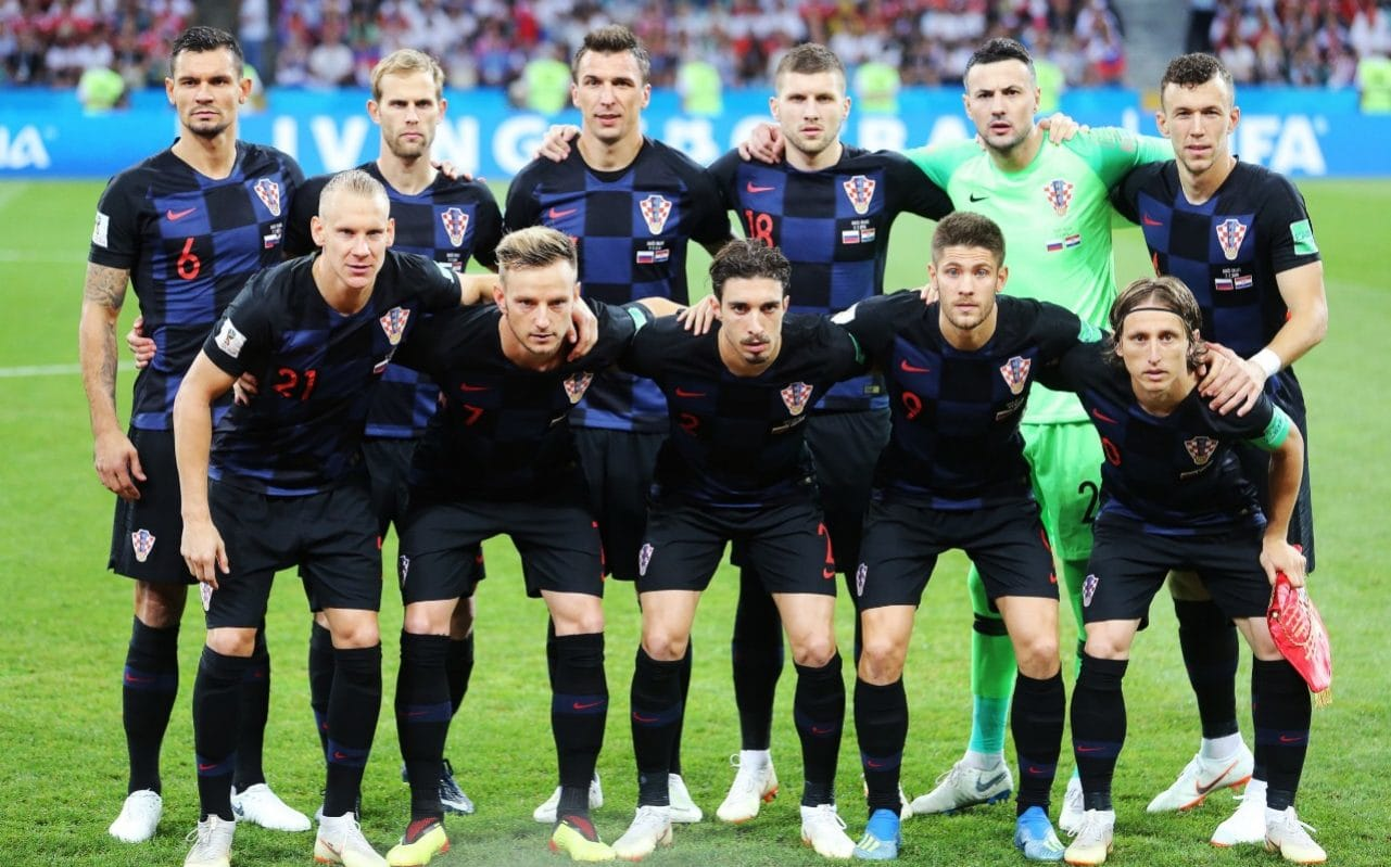 croatia-football-team