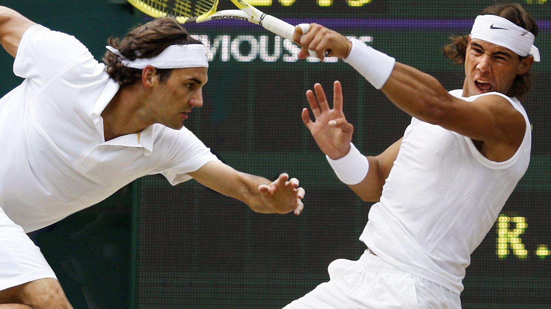 Strokes of Genius: Federer v Nadal