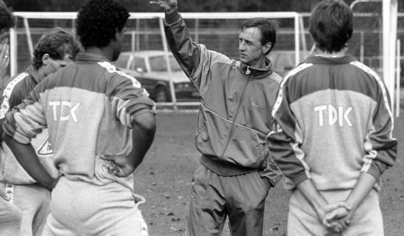 "Johan Cruijff - the man ""behind"" Cruijffbal"