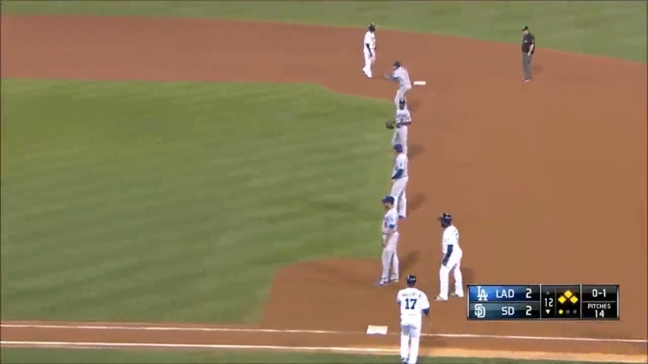 MLB Playback - The Most Interesting Plays In History