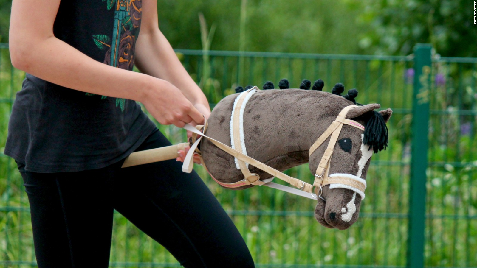 Finland - the home of the Hobby Horse Championship