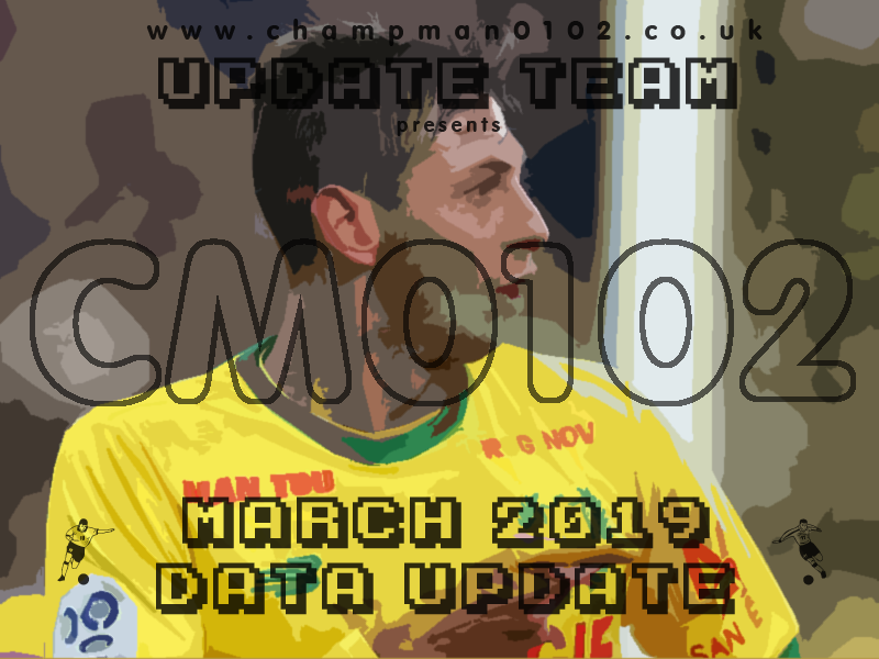 champman0102.co.uk release March 2019 Update
