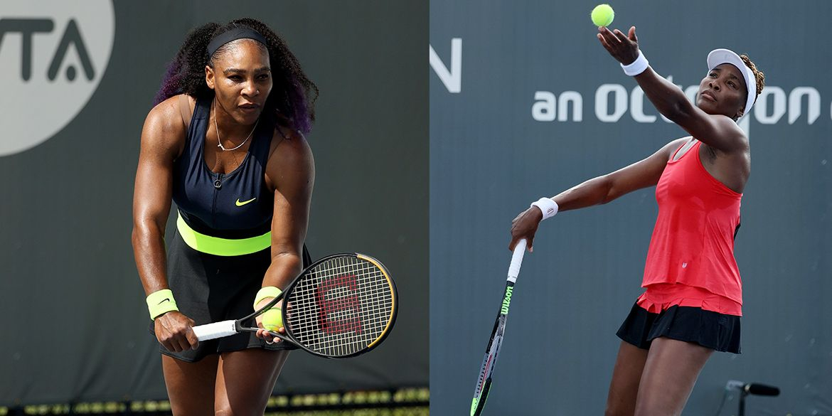Serena vs Venus at Lexington