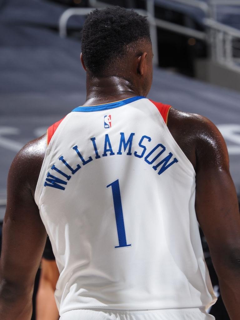 Zion Williamson #1