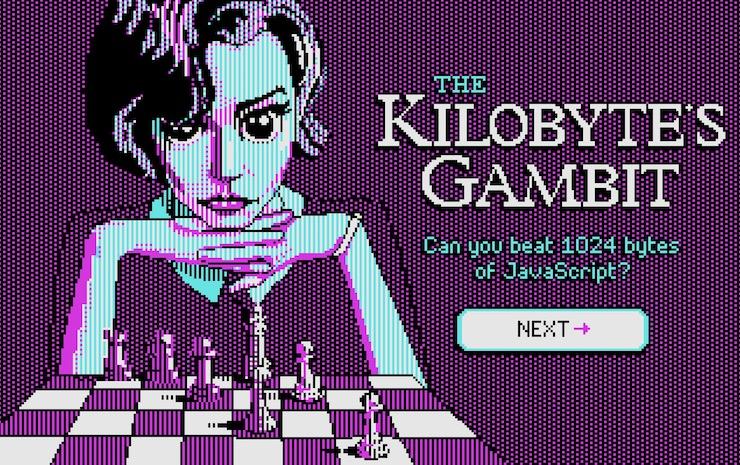The Kilobyte's Gambit