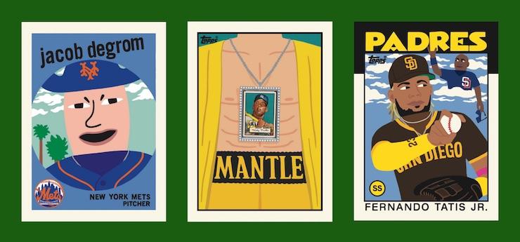 Card designs by Keith Shore.